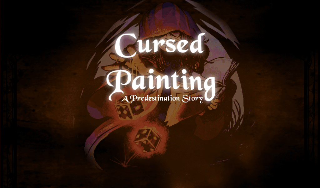 The Cursed Painting – An Interactive Audio RPG