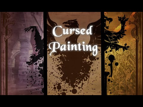 Cursed Painting Expansions II and III Now Available
