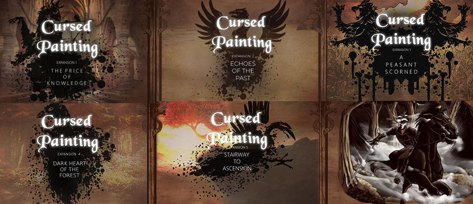 Cursed Painting Moves to Free to Play